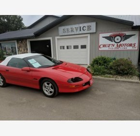 1997 Chevrolet Camaro Z28 Convertible for sale 101170473