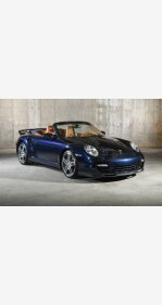 2009 Porsche 911 Turbo Cabriolet for sale 101170491
