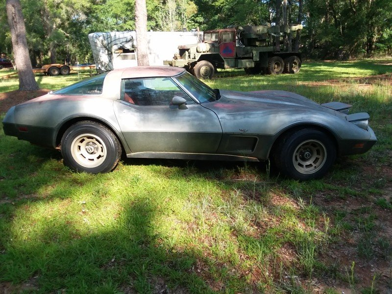1978 Chevrolet Corvette for sale near Midland City, Alabama