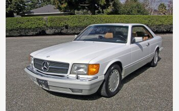 1991 Mercedes-Benz 560SEC for sale 101170547