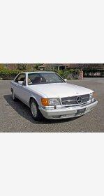 1991 Mercedes-Benz 560SEC for sale 101170547