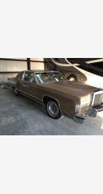 1979 Lincoln Continental Signature for sale 101170575