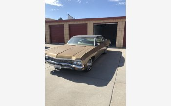 1970 Chevrolet Impala Coupe for sale 101170577