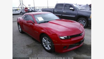 2014 Chevrolet Camaro LS Coupe for sale 101170849