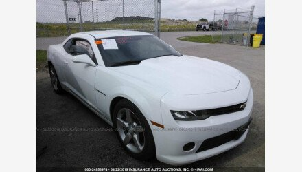 2015 Chevrolet Camaro LS Coupe for sale 101170851