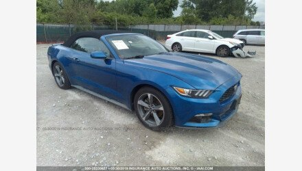 2017 Ford Mustang for sale 101170869