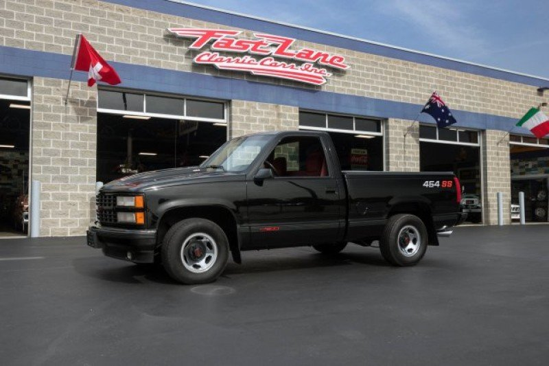 Chevrolet Silverado 1500 Classics for Sale - Classics on