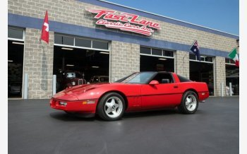 1987 Chevrolet Corvette Coupe for sale 101170997