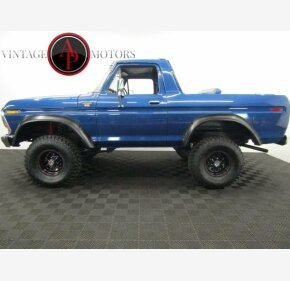 1978 Ford Bronco for sale 101171097
