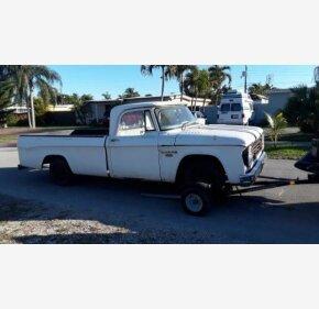 1966 Dodge D/W Truck Classics for Sale - Classics on Autotrader