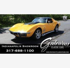 1969 Chevrolet Corvette Classics For Sale Classics On Autotrader