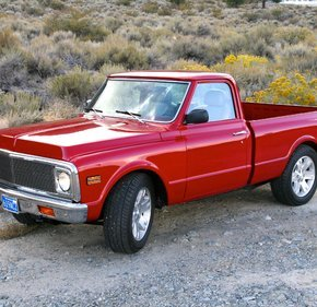 1972 Chevrolet C/K Truck 4x4 Regular Cab 1500 for sale 101171174