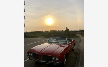 1971 Oldsmobile Cutlass Supreme Convertible for sale 101171186