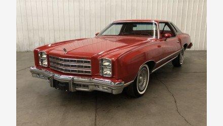 1977 Chevrolet Monte Carlo for sale 101171219