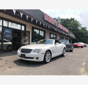 2005 Chrysler Crossfire Limited Convertible for sale 101171237