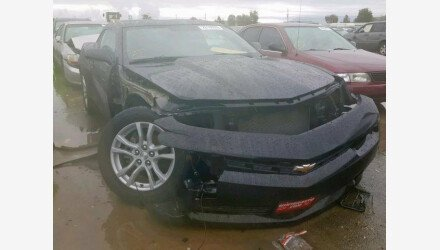 2015 Chevrolet Camaro LS Coupe for sale 101171332