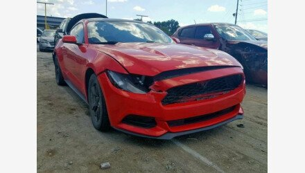 2015 Ford Mustang Coupe for sale 101171352