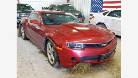 2015 Chevrolet Camaro LT Coupe for sale 101171415