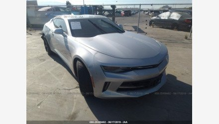 2016 Chevrolet Camaro LT Coupe for sale 101171454