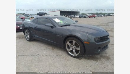 2010 Chevrolet Camaro LT Coupe for sale 101171507