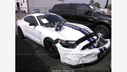 2016 Ford Mustang Shelby GT350 Coupe for sale 101171523