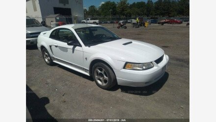 2000 Ford Mustang Coupe for sale 101171528