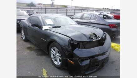 2015 Chevrolet Camaro LS Coupe for sale 101171589