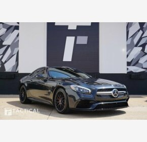 2017 Mercedes-Benz SL63 AMG for sale 101171636