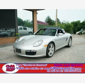 2006 Porsche Boxster for sale 101171646