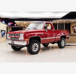 1987 Chevrolet C/K Truck 4x4 Regular Cab 1500 for sale 101171648