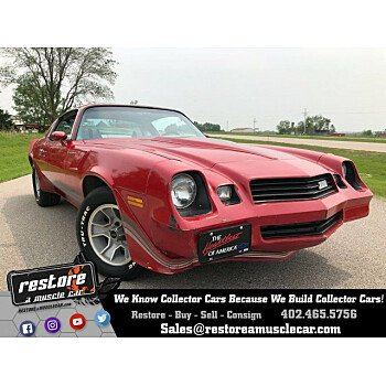 1981 Chevrolet Camaro Coupe for sale 101171741
