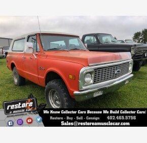 1972 Chevrolet Blazer for sale 101171783