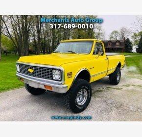 1971 Chevrolet C/K Truck for sale 101171878