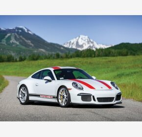 2016 Porsche 911 GT3 RS Coupe for sale 101171923