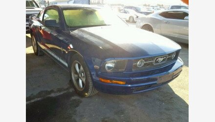 2008 Ford Mustang Coupe for sale 101172015