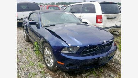 2012 Ford Mustang Convertible for sale 101172073