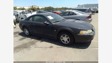 2000 Ford Mustang Coupe for sale 101172128