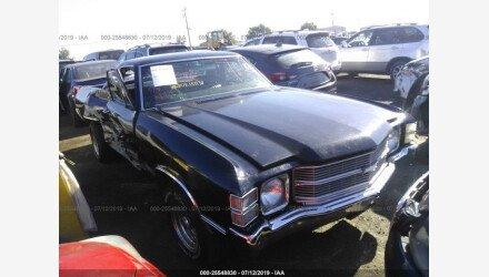 1971 Chevrolet El Camino for sale 101172138