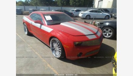 2010 Chevrolet Camaro LT Coupe for sale 101172146
