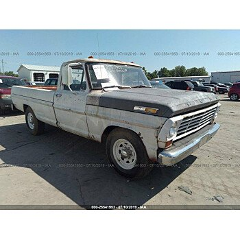 1968 Ford F250 for sale 101172166