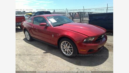 2012 Ford Mustang Coupe for sale 101172217