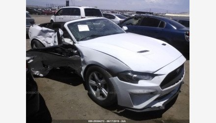 2019 Ford Mustang for sale 101172274