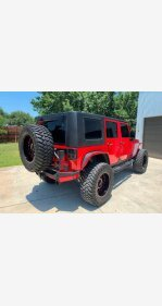 2015 Jeep Wrangler 4WD Unlimited Sport for sale 101172299