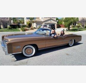 1976 Cadillac Eldorado Convertible for sale 101172366