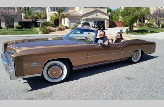 1976 Cadillac Eldorado Convertible for sale 101172366