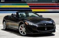 2015 Maserati GranTurismo Convertible for sale 101172397