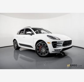 2017 Porsche Macan Turbo for sale 101172412