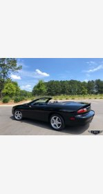 2002 Chevrolet Camaro Z28 Convertible for sale 101172423