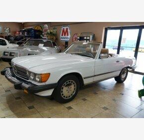 1987 Mercedes-Benz 560SL for sale 101172434