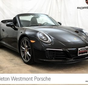 2017 Porsche 911 Cabriolet for sale 101172502